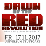 Code Red pres DAWN OF THE RED 2017 11 17 w/ OUTTAKE, BEEZD, TOBS TURVY & ROYALFLASH