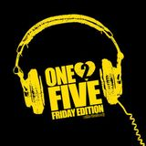 ONE2FIVE - FRIDAY EDITION (Agosto 21-2015)
