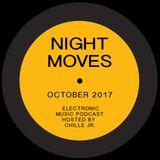 Night Moves 041 (01-10-2017)@Framed.fm
