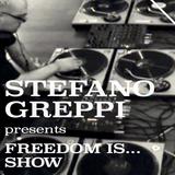 50. Stefano Greppi - Freedom Is... Show