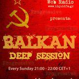 Abraham A. - Balkan Deep Session 174  [Liquid Radio]