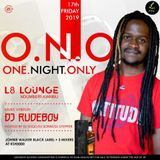 Dj Rudeboy - One Night Only at L8 Lounge Ndumberi Kiambu