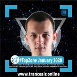 Alex NEGNIY - Trance Air - #TOPZone of JANUARY 2020 [English vers.]