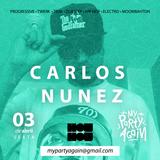 CARLOS NUNEZ - MINIMIX - MY PARTY AGAIN #3 (TRAP/HIPHOP)