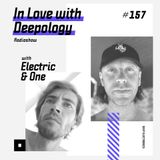 In Love with Deepology radio show #157