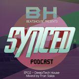 Synced Podcast 02 - Deep/Tech House by Fran Salas