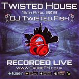 #TwistedHouse Radio 03 on @Cruise_FM with your host @DJTwistedFish