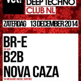 Live recording @vet! december 13 2014 Club NL Amsterdam