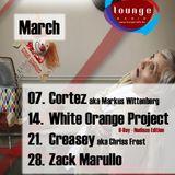 Cortez aka Markus Wittenberg @ Audio Control Radio Show - www.loungeradio.hu