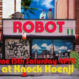 Blue Mountain High reh take for ROBOT 11