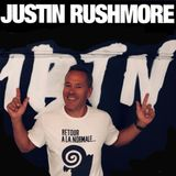"""JUSTIN RUSHMORE's WEEKLY RADIO SHOW 1BTN (71) """"jazz to old school to retro house"""" 9/8/18"""