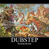 Here Comes The Dubstepper