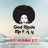 GOD MADE ME FUNKY UK - DE HORNET - SUNRISE MIX