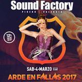 FRAN VERGARA @ Sound Factory Arde En Fallas 2017 (SPOOK-VLC)