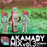 Akamady Mix Vol. 3 : Ridwan (Quirk It!)