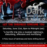 DARK SANCTUARY RADIO show June 21st 2014