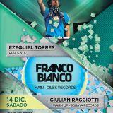 Giulian Raggiotti @ Smileys Session W/ Franco Bianco 14.12.13