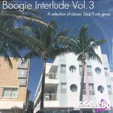 Boogie Interlude Vol.3 - Mixed by Albin Filet Mignon