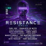 Carl Cox - Live @ Ultra Europe, Resistance (Croatia) - 07.07.2018
