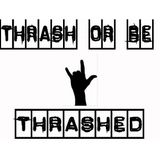 Podcast 3 - Thrash or Be Thrashed! (Thrash Metal sub-genre)