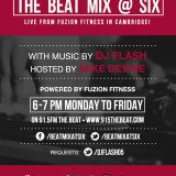 DJ Flash-Beat Mix @ Six 05/20/14 (Mid 2000 Pop)(DL Link In The Description)