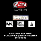 Danny D, MK, Sofi Tukker & Klingande - Ultra Drive @ Five Streetmix Live from New York  - 2019-09-05