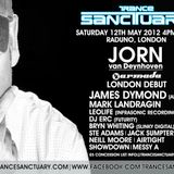 Trance Sanctuary Podcast 011 (with Jorn Van Deynhoven & James Dymond)