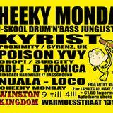 LOCO (FOUNDATION X / VIBEZ / 13 MUSIC) 20 - 05 -2013 CHEEKY MONDAY
