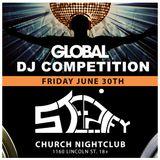 Global Dance Festival DJ Contest Round 2