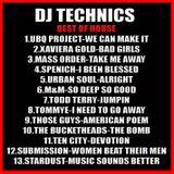 DJ Technics Best Of House 1