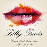 BillyBeats@MolinaLarioPool (II Desfile de Diseñadores Emergentes de Málaga) 22-5-2014