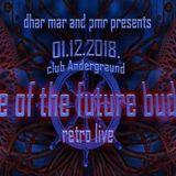 BotFB + D-Dave live in Belgrade 2018-12-01