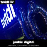 junkie digital // TWIDL xms 10yrs // kerstmiddag // club innocent // 24th december 2017