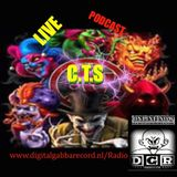 CTS - Uptempo DGRadio Podcast VIP Guest