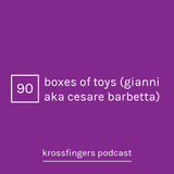 Krossfingers 90 by Boxes Of Toys
