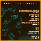 CROSSFADE DJS MONTHLY MIX 1