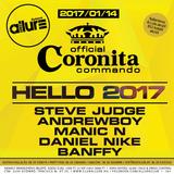 CLUB-ALLURE-LIVE-2017.01.14 - STEVE JUDGE-ANDREWBOY-MANIC N-DANIEL NIKE-BANFFY