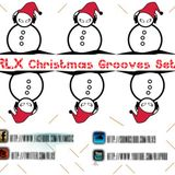 RLX Christmas Grooves Set