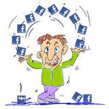 En BDE cuales son los estatus en Facebook q te sacan