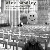 Alex Handley / September 2015 (Vinyl Series)