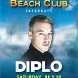 Diplo - Live @ Encore Beach Club (Las Vegas) - 19.06.2015