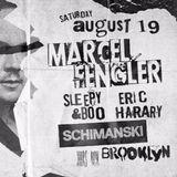 Eric Harary Live @Schimanski Brooklyn, NY August 19th 2017 w/Marcel Fengler