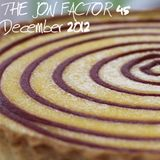 The Jon Factor 45 - December 2012