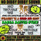 Sound Boy Burial Raggamuffin Style - Rewind Show on Rastfm 03/05/19