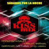 Pedro Gonzalez & Carlos Bernal - KISSFM MEXICO SATURDAY NIGHT KISSMIX NOV-09-19.
