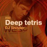 Deep Tetris #88 13.10.16 Shinder