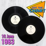 Off The Chart: 16 June 1983