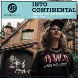 Into Continental 13th December 2016