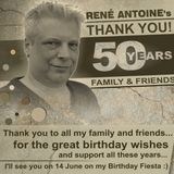 THANK YOU! (50 YEARS BIRTHDAY SESSION)