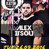 ALEX ITSOU - ANW KATW 2016TUE26JUL